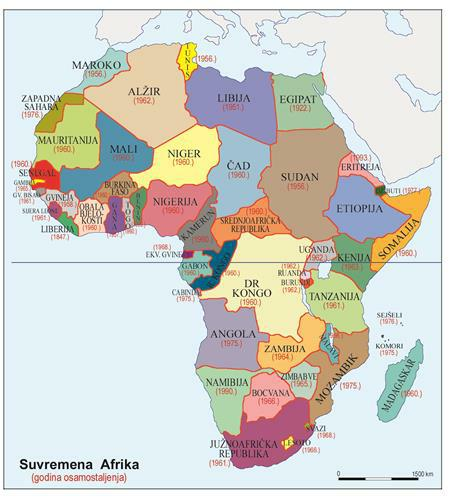 karta sveta tunis Afrika | Proleksis enciklopedija karta sveta tunis