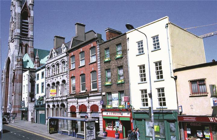 Izlazi u Limericku Irskoj